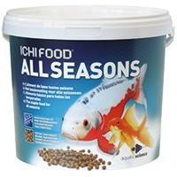 ICHI FOOD All seasons medium 4-5 mm 4 Kg