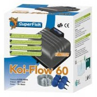 SuperFish Koi-Flow 60